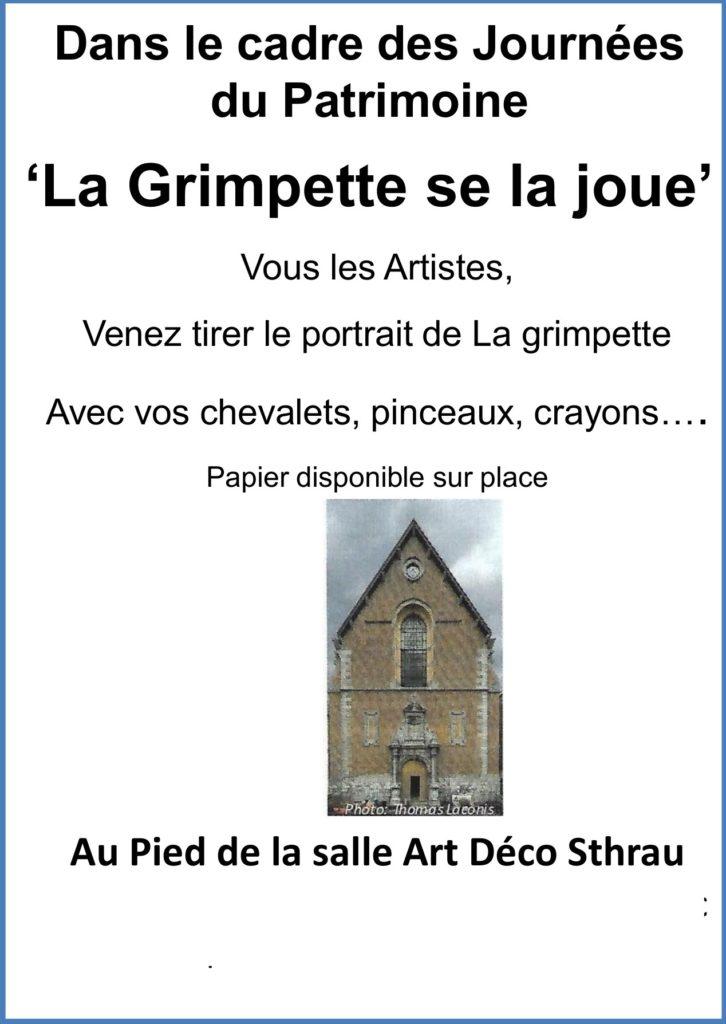 OUI init peintres Grimpette 18 300