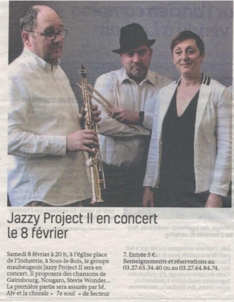 La sambre Jazz 13 01 2020