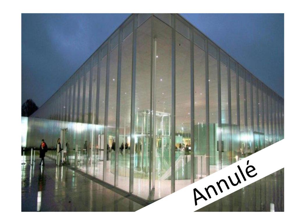 Visuel Louvre Lens annulé 2020