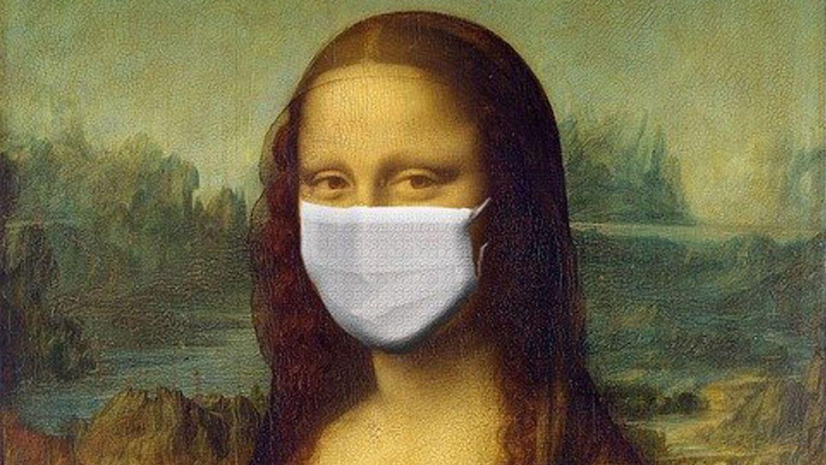 Joconte masqué